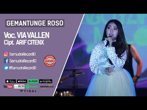 Via Vallen - Gemantung Roso (Official Music Video)