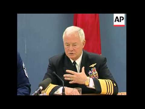 Commander of the US Pacific Command gives press conference