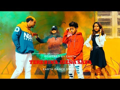 Tere Bina Jeena Saza Ho Gaya | Rooh 2.0 |  Choreography By Rahul Aryan | Dance Short Film | Earth..