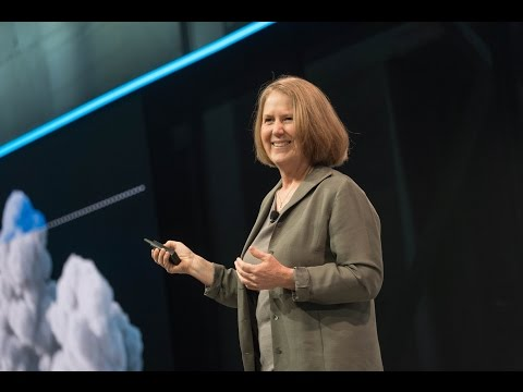 Horizon - Diane Greene - Welcome & Opening Keynote