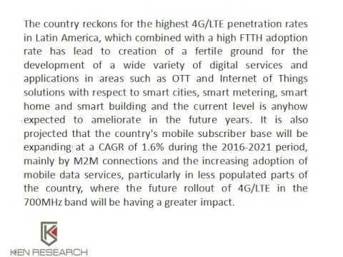 Economy Success Drive Uruguay Telecommunication Market: Ken Research