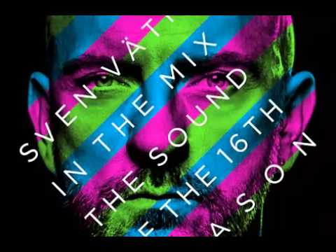 Sven Väth - THE SOUND OF THE 16TH SEASON (PART 2) [CONTINUOUS DJ MIX]