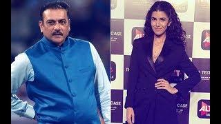 Ravi Shastri On Dating Nimrat Kaur: Biggest Load Of Cow Dung | SpotboyE