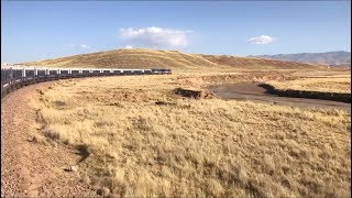 The New Belmond Train Through the Andes