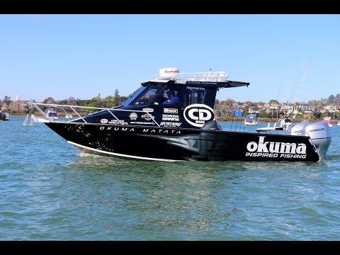 Surtees 750 Game Fisher (Enclosed) - 'Okuma Matata'