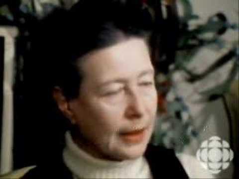 Simone de Beauvoir, la vieillesse