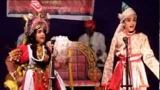yakshagana jhambavati Kalyana by students of Shankar balkudru part -3