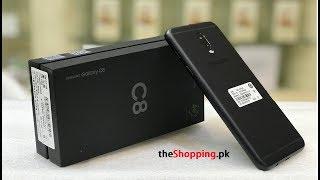 Samsung Galaxy C8 Black