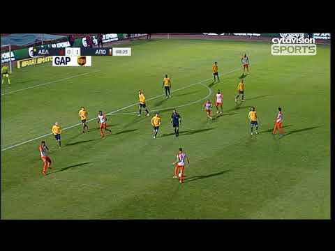 Βίντεο αγώνα ΑΕΛ 0-1 ΑΠΟΕΛ #17η «Έτσι μέχρι τέλους»