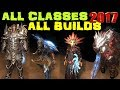 Neverwinter ALL CLASSES Review 2018 Part 1/4