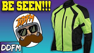 How to Make Yourself More Visible At Night on a Motorcycle