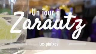 Les Pintxos à Zarautz