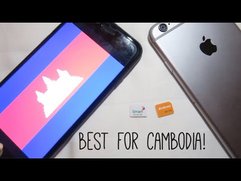 The BEST sim card for Cambodia?
