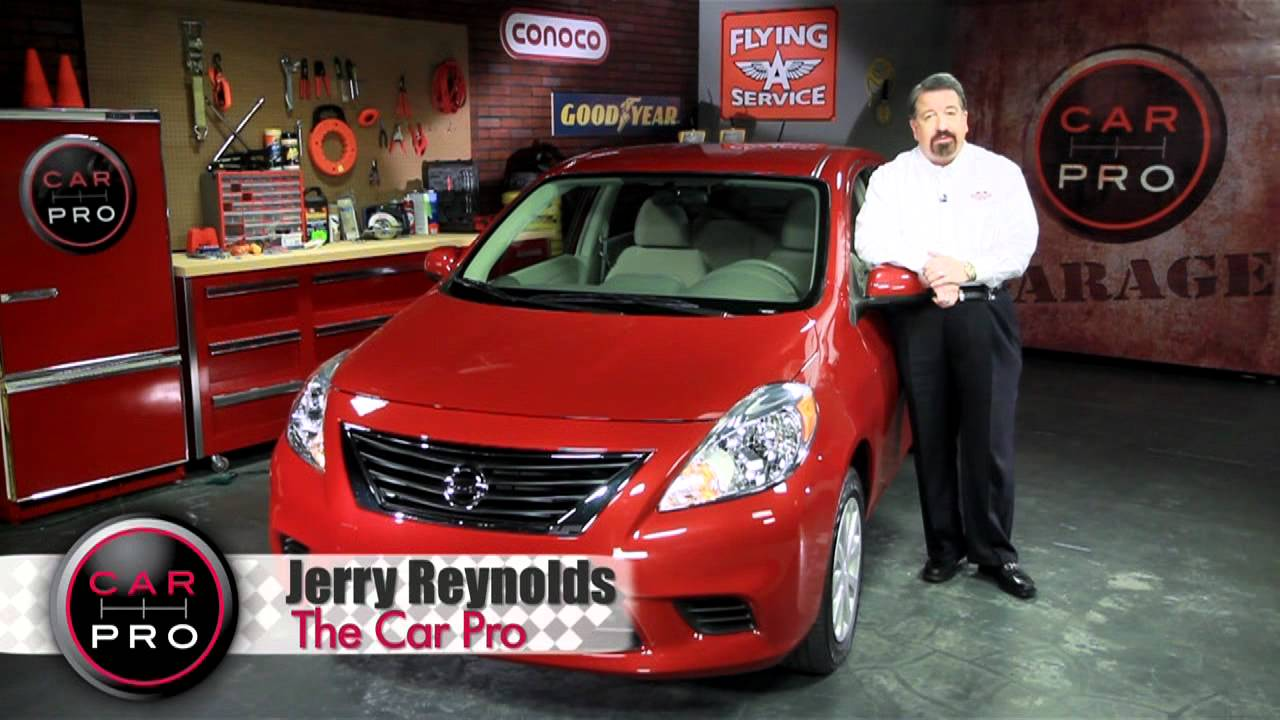 2012 Nissan Versa SV Car Pro Review