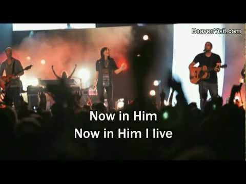 Beneath The Waters (I Will Rise) - Hillsong Live (2012 DVD Cornerstone) Lyrics (Worship Song)