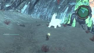 Xenoblade Chronicles X - Alexei, the Jade On Foot Solo (Shield AoE Build)