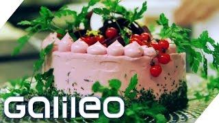 Das Geheimnis ewiger Jugend: Salatkuchen in Japan | Galileo Lunch Break