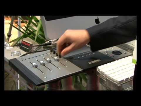 12amtv euphonix mc control and mix youtube. Black Bedroom Furniture Sets. Home Design Ideas