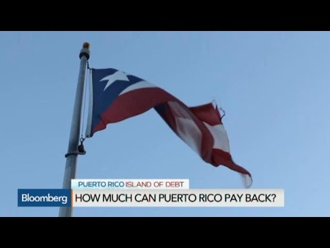 Puerto Rico Governor: Economy in Death Spiral