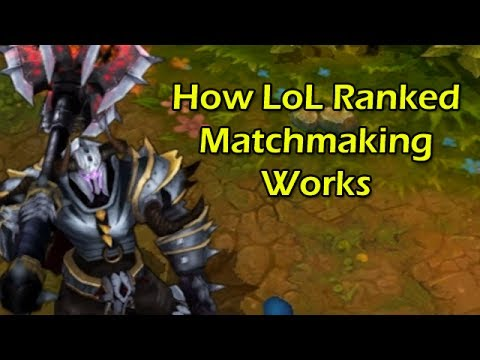 how mobile legends matchmaking works