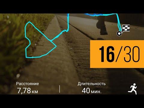 #16. Бег без границ. 123,3 км / 200 км. Пару слов о технике бега