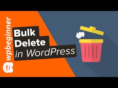 How to Easily Bulk Delete WordPress Posts on Your Site