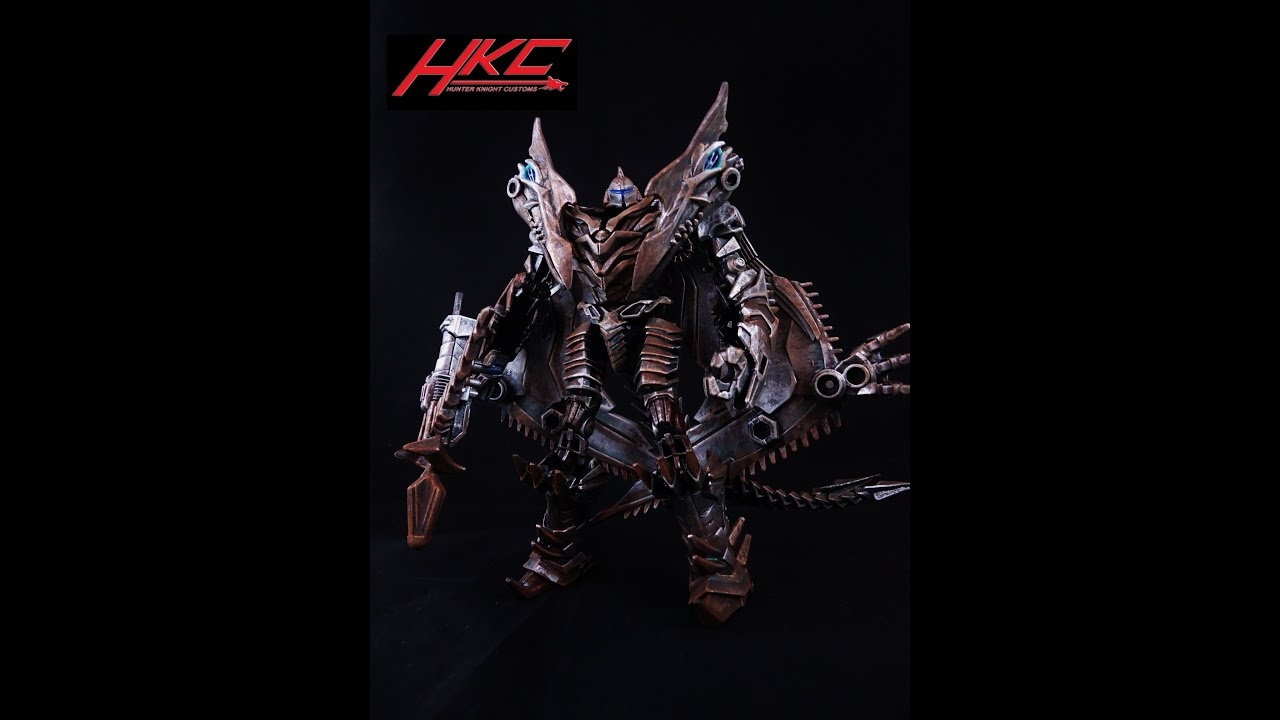 Custom screen accurate DINOBOT STRAFE Transformers age of ...