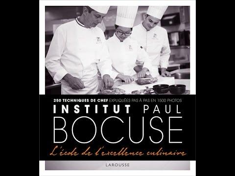 L'Institut Paul Bocuse - l'école de l'excellence culinaire