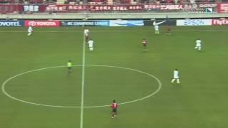 Motoyama (休) 2010 ACL#1 鹿島 1-0 長春亜泰:中田ゴールでシーズン開幕