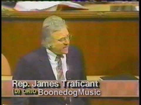 My favorite Democrat James Traficant - Mass Murderer Richard Speck