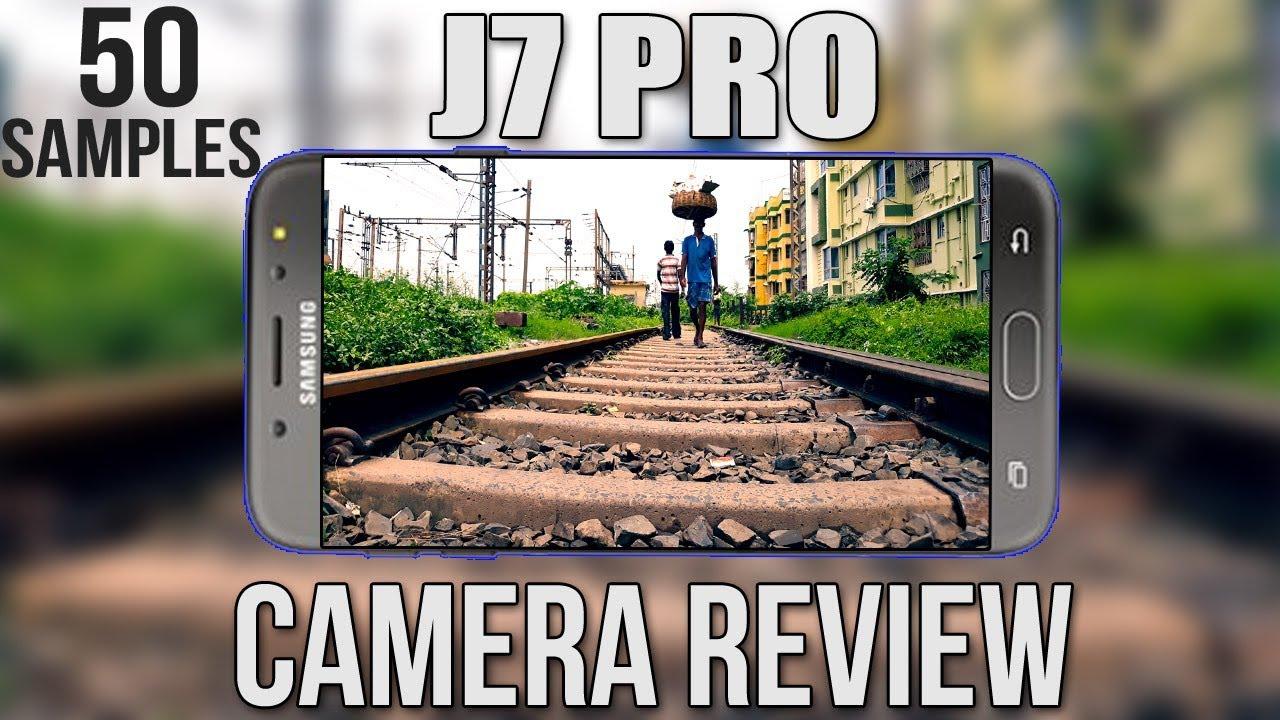 Galaxy J7 Pro Camera Review with sample Photos And Videos | Hindi |