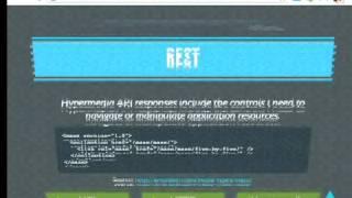 CapitalCamp 2013: Toward HyperDrupal: Maturing REST on Drupal