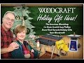 Holiday Gift Ideas 2016 with The American Woodshop