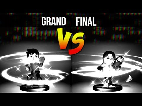 #7 Grand Final - Mii Fighter Tournament: G7 World Leaders Edition 2017