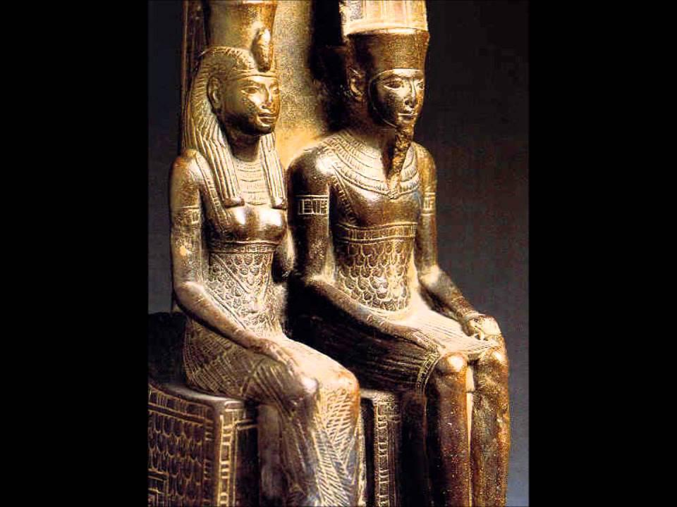 EGIPTOLOGÍA DIOS AMON-RA