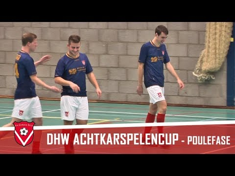 Harkemase Boys op DHW Achtkarspelencup 2017