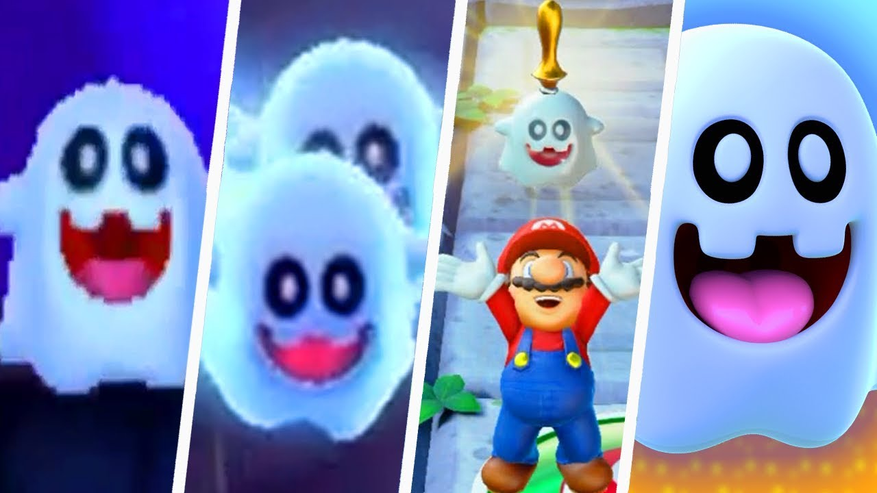 Evolution Of Peepa In Super Mario Games 2011 2019 Youtube
