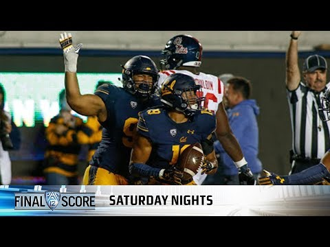 Highlights: California football rides second half comeback to take down Ole Miss