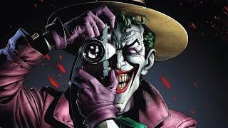The Killing joke scena  finale  Batman versus joker  fan dub ita