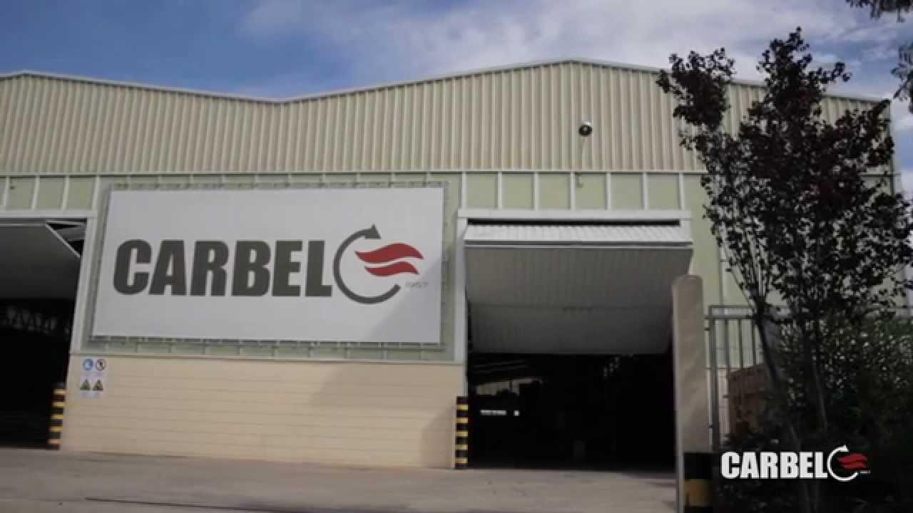 Carbel fabrica estufas y chimeneas youtube for Fabrica de chimeneas