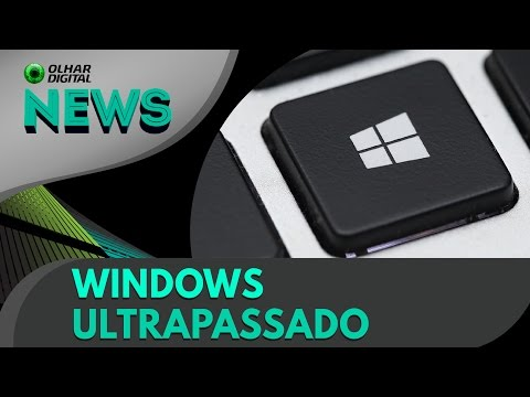 Windows não é mais o sistema mais popular do mundo | OD News 03/04/2017