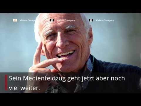 Red-Bull-Milliardär Mateschitz plant Recherche-Plattform - Mitarbeiter gegen Rechtsaußen-Vorwürfe