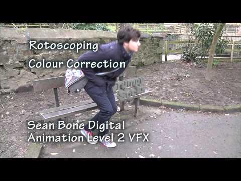 VFX showreel sean bone 2012