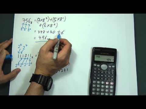 SPM - Maths - Form 5 -Number Base