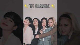 Meet blackpink : The biggest girl  group