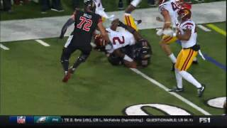 Football: USC 27, Utah 31 - Highlights 9/23/16
