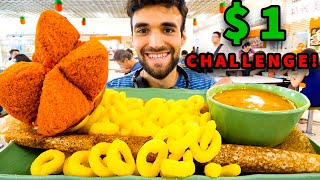 SURVIVING on $1 MEALS in WORLD'S MOST EXPENSIVE CITY!