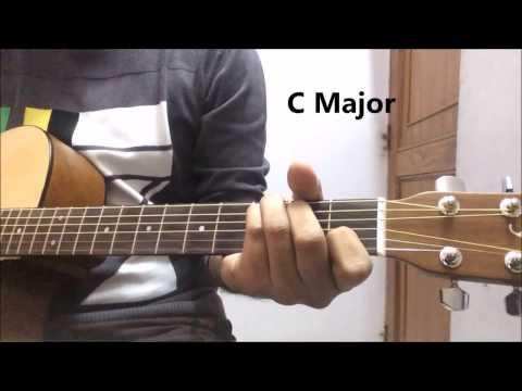 Phir Le Aaya Dil (Barfi) - Guitar Lesson (Chord Tutorial)