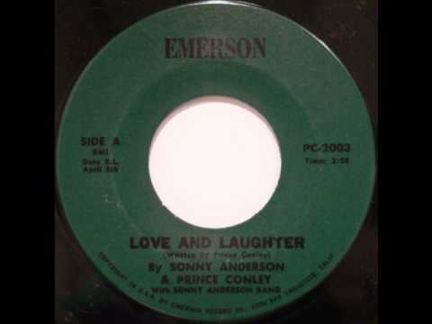 DEEP FUNK: Sonny Anderson and Prince Conley - Love And Laughter ...