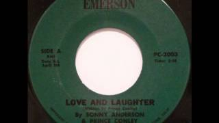 DEEP FUNK: Sonny Anderson and Prince Conley - Love And Laughter (Sample)